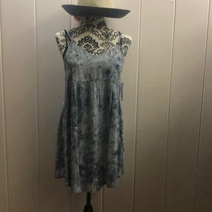 Wild fable Summer Dress small Blue